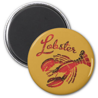 Lobster Anyone? 2 Inch Round Magnet