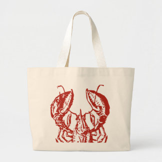 Lobster Art, King of Seafood Gifts Bag