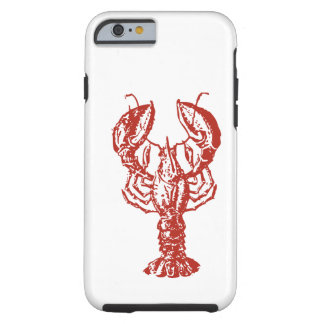 Lobster Art, King of Seafood Gifts Tough iPhone 6 Case