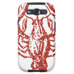 Lobster Art, King of Seafood Gifts Samsung Galaxy SIII Cover