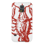 Lobster Art, King of Seafood Gifts Galaxy S5 Case