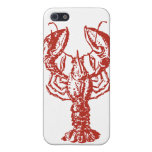 Lobster Art, King of Seafood Gifts Cover For iPhone 5