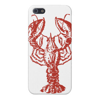 Lobster Art, King of Seafood Gifts iPhone SE/5/5s Cover