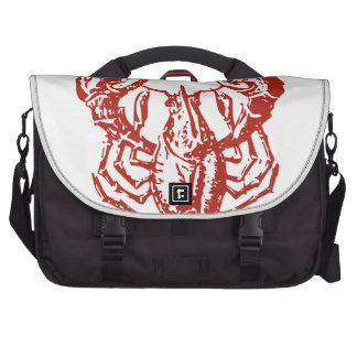 Lobster Art, King of Seafood Gifts Bags For Laptop