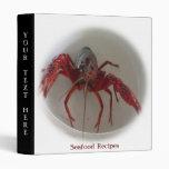 Lobster Avery Binder
