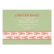 Lobster Bake Invitation
