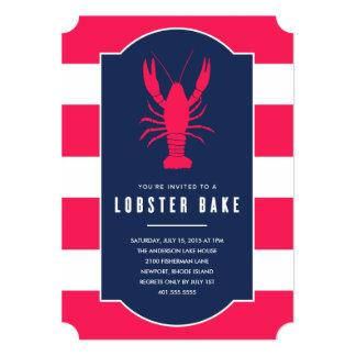 Lobster Bake | Summer Party Invitation