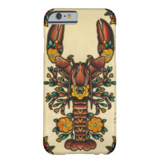 lobster barely there iPhone 6 case
