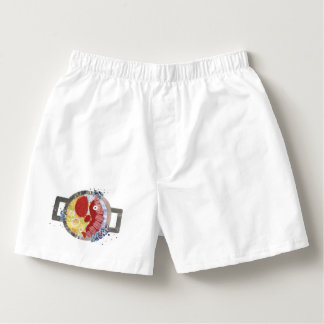 Lobster Beach Men's Boxer