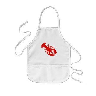 Lobster Bib Kids' Apron