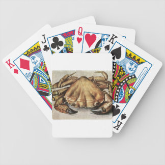 Lobster by Albrecht Durer Bicycle Playing Cards