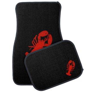 Lobster Car Mat