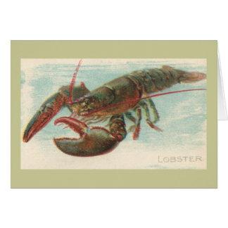 Lobster Card