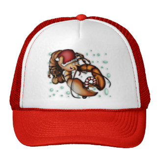 Lobster Claus, hat