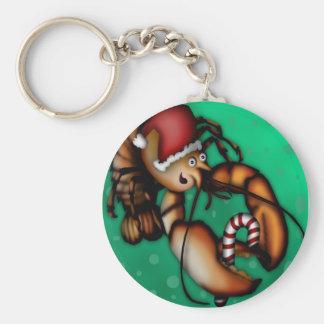 Lobster Claus, keychain