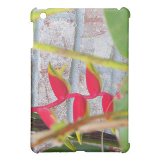 Lobster Claw Flower Heliconia iPad Mini Case