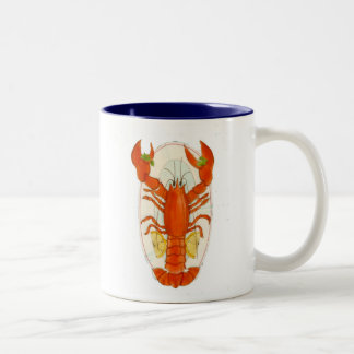 Lobster Coffee Mugs