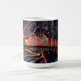 Lobster Crawling Classic White Coffee Mug