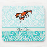 Lobster; Cute Mouse Pad