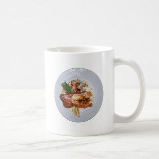 Lobster Dinner Coffee Mug