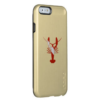 Lobster Dive Silhouette Incipio Feather Shine iPhone 6 Case