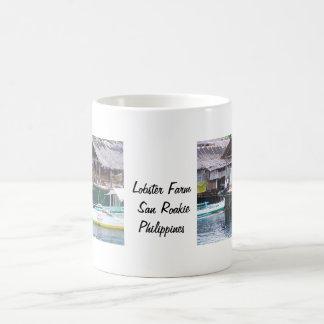 Lobster Farm San Roakie Island Coffee Mug