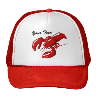 Lobster Hat Template