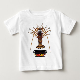Lobster in Hot Water Baby T-Shirt