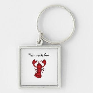 Lobster Keychain