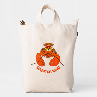 Lobster King Duck Bag