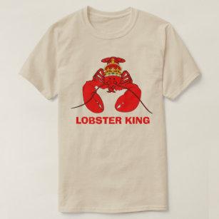 efdff88f7 Lobster T-Shirts, Lobster Shirts & Custom Lobster Clothing