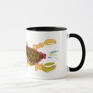 Lobster & Minnows 11 oz Mug