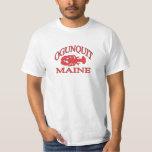 Lobster Ogunquit Maine Tee Shirts