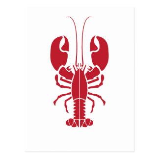 Lobster.pdf Postcard