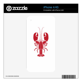Lobster.pdf Skins For The iPhone 4S