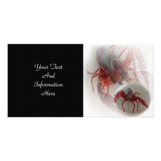 Lobster Photo Card