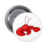 Lobster Pinback Buttons