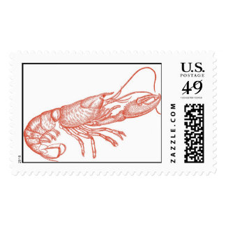 Lobster Postage