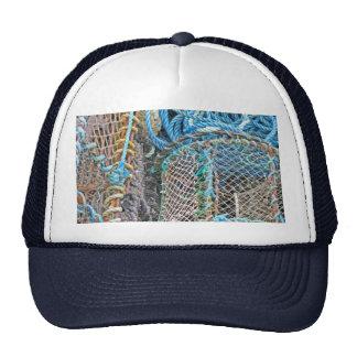 Lobster Pots Trucker Hats