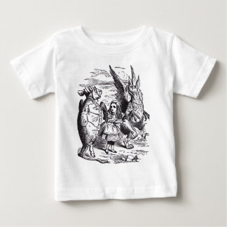 Lobster Quadrille Baby T-Shirt