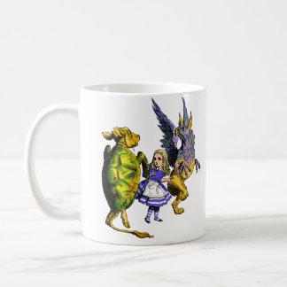 Lobster Quadrille Mug