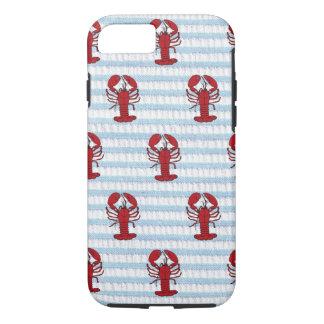lobster seersucker iPhone 8/7 case