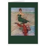 Lobster Serenade Card