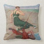 Lobster Serenade Pillows