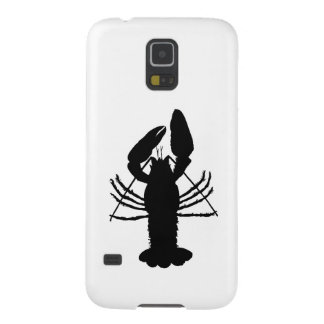 Lobster Silhouette Case For Galaxy S5