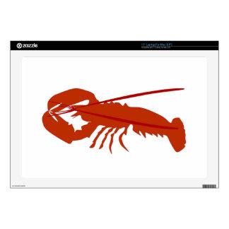 "Lobster 17"" Laptop Decals"