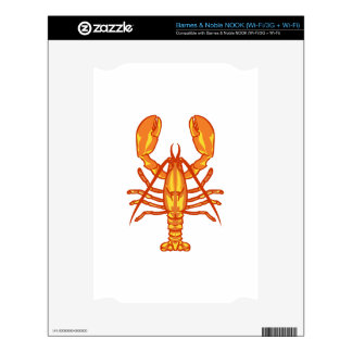 Lobster NOOK Decal