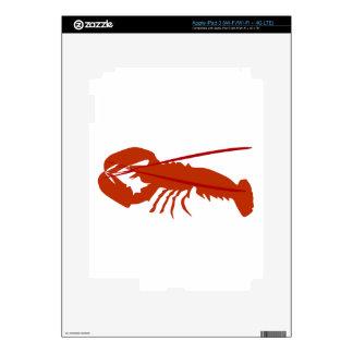Lobster iPad 3 Skin