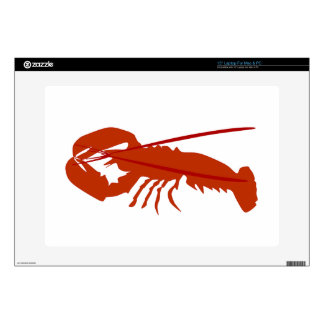 "Lobster 15"" Laptop Skin"