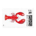 Lobster Stamp